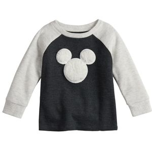 Disney's Jumping Beans Mickey Mouse Long Sleeve